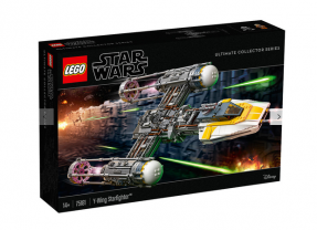 LEGO Star Wars 75181 Y-Wing Starfighter | #ChristmasGiftGuide