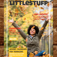 We're ALL About Autumn (also – Christmas is COMING *squeak*) | LittleStuff Magazine No. 8