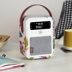Win a VQ Monty; A Joules-designed DAB Radio, worth £100 | #LittleStuff24