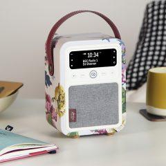 Win a VQ Monty; A Joules-designed DAB Radio, worth £100 | #LittleStuff24