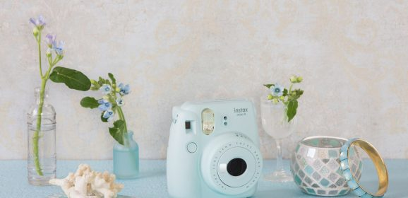 Win an instax Mini 9 Camera! | #LittleStuff24