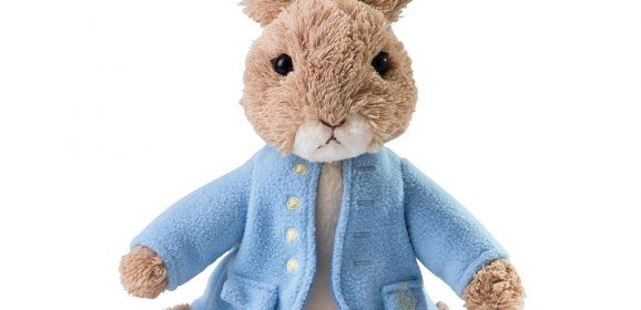 Win 1 of 4 Special Edition GOSH Peter Rabbits! | #LittleStuff24