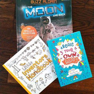 8. Win 1 of 4 Brilliant Children's Book Bundles!