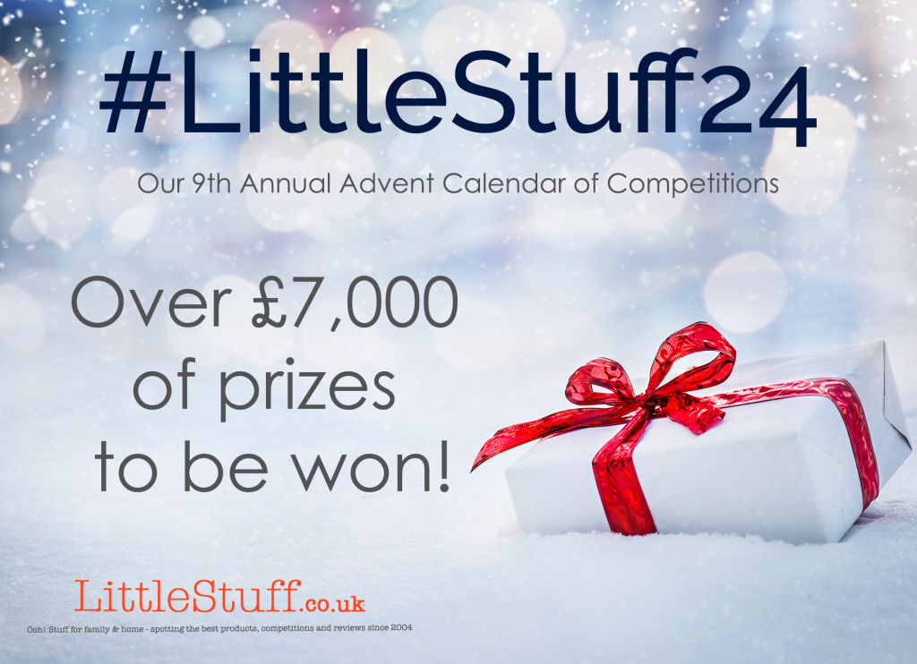LittleStuff24 - over £7000 prizes in the winter competitions