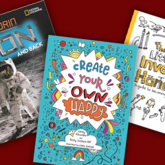 Win 1 of 4 Brilliant Children's Book Bundles!| #LittleStuff24