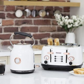 18. Win a Kettle & Toaster combo, worth £100!