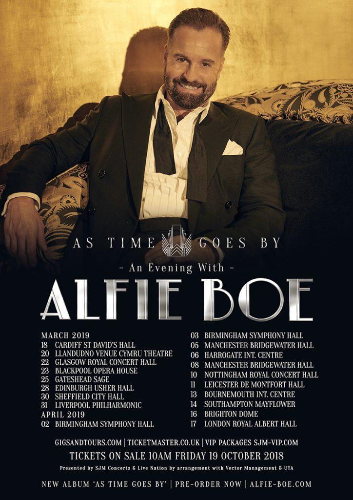 alfie boe 2019 tour