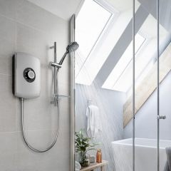 Win a Triton Amore Electric Shower, worth £275! | #LittleStuff24