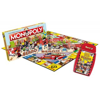3. Win 1 of 3 Monopoly & Top Trumps Buhndles!