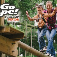 Win a Family Pass for Go Ape's Tree Top Junior Adventure! | #LittleStuff24