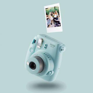 13. Win an instax Mini 9 Camera!