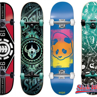 11. Win Your Choice of Skateboard!