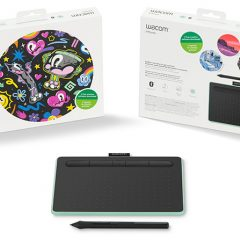 Win an amazing Wacom Intuos Pen Tablet!| #LittleStuff24