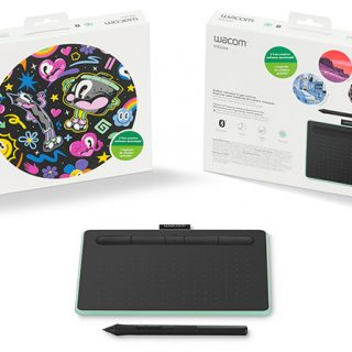 15. Win an amazing Intuos Pen Tablet!