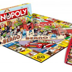 Win Monopoly & Top Trumps; Keep It Old School with Beano! | #LittleStuff24