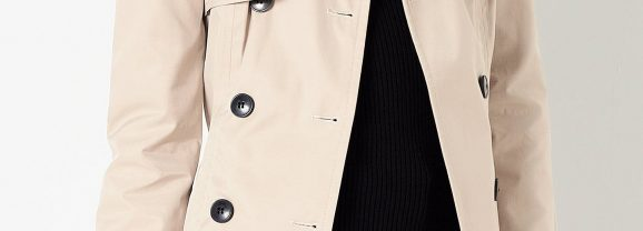 Perfect Trench Coat for Spring – £25 in the John Lewis Sale!