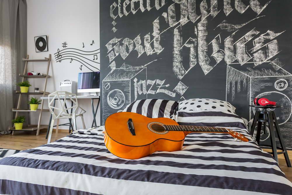 Top Tips to Create a Teenage Bedroom Paradise