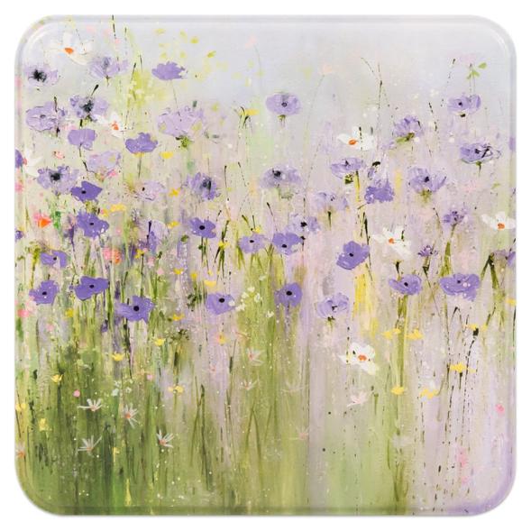 meadow flowers notelets