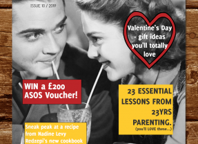 We're loving the love in February (also – £200 ASOS voucher to win!)   LittleStuff Magazine No. 10