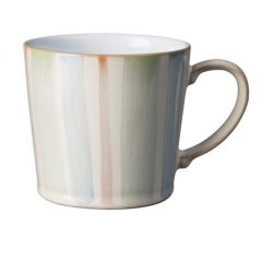 Multi Stripe Painted Large Mug #MothersDay