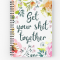 Get your sh*t together Notebook #MotherDay