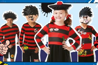 Win Your World Book Day Costume From Beano!
