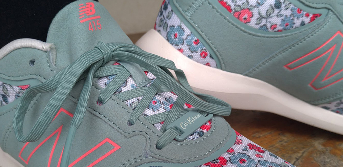 New Balance Cath Kidston Trainers? Oh