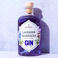 The Old Curiosity Secret Garden Gin – Lavender And Echinacea | #Spotted
