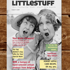 It's The Mother's Day Edition (with EXCLUSIVE florist discount codes)| LittleStuff Magazine No. 11