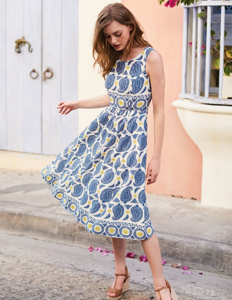 Boden dresses reduced
