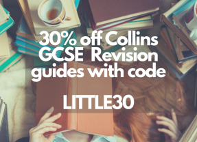 EXCLUSIVE – 30% Discount on all Collins GCSE Revision Guides
