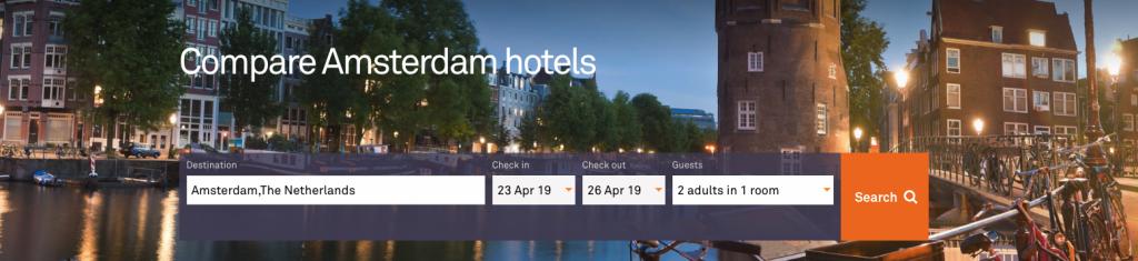 cheap amsterdam hotels