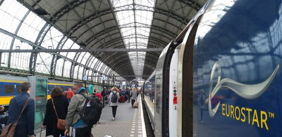 Direct London-Amsterdam Train, in under 4hrs, for £35? We Tried It.