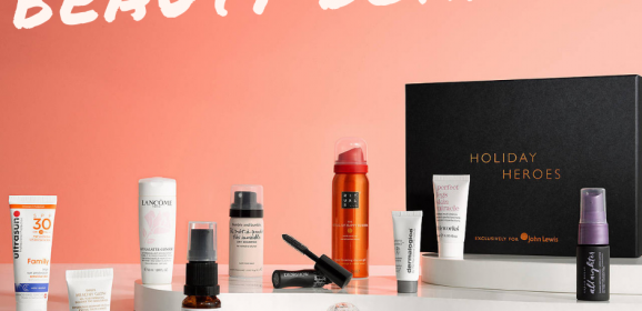 FREE £100 Summer Beauty Box!