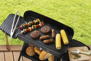 Win 1 of 2 Electric BBQ Grill from Tower, each worth £70!