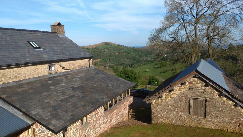 the most remote and secluded luxury holiday cottage in the Brecon Beacons