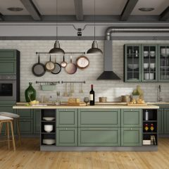 Best vintage kitchen touches for the modern home