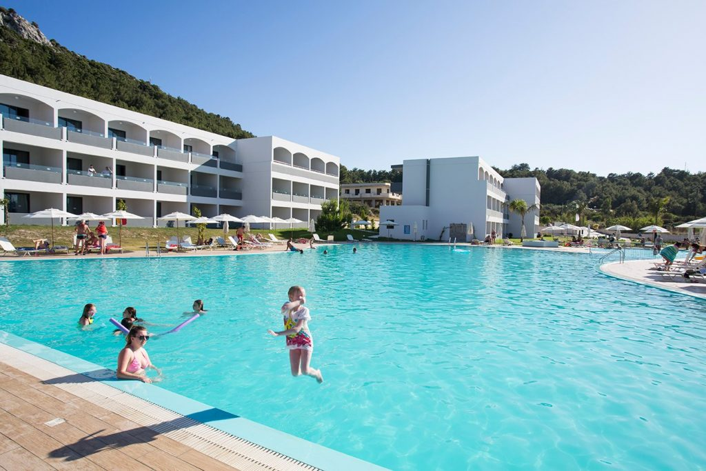 Family Summer Holiday Deals rhodes