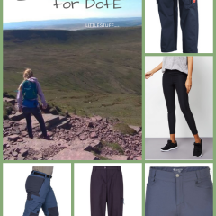 Our 5 Best Walking Trousers for DofE