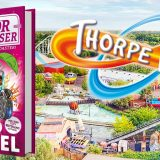 Win an amazing family trip to Thorpe Park with the latest Baddiel Blockbuster!