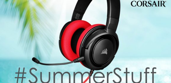 Win 1 of 2 Gaming Headsets from Corsair! | #SummerStuff