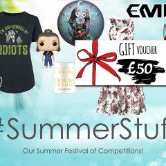 Win 1 of 3 £50 vouchers from EMP | #SummerStuff
