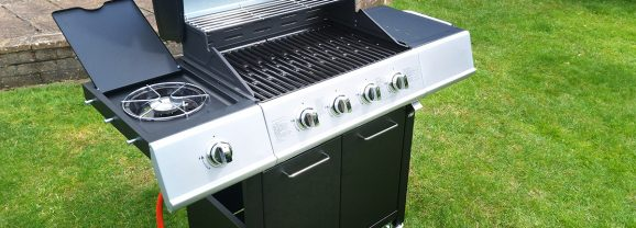 New Gas Barbecue? Here's our fancy new one…