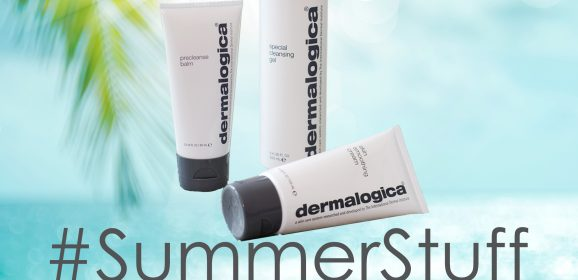 Win the bestselling Dermalogica Skincare trio, worth £130! | #SummerStuff