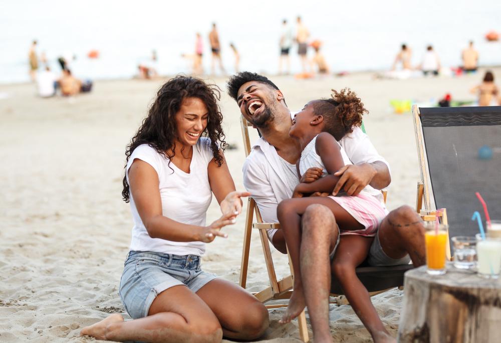 do-nothing family holiday