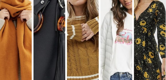 Top 5 ASOS Autumn Buys We Love – ALL UNDER £20!