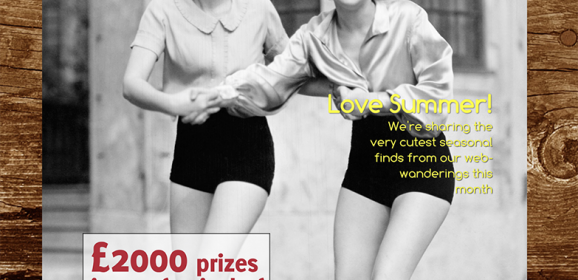 It's the We Love Summer Edition |LittleStuff August is out now
