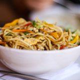 Takeaway to Fakeaway – Healthy Chicken Chow Mein recipe
