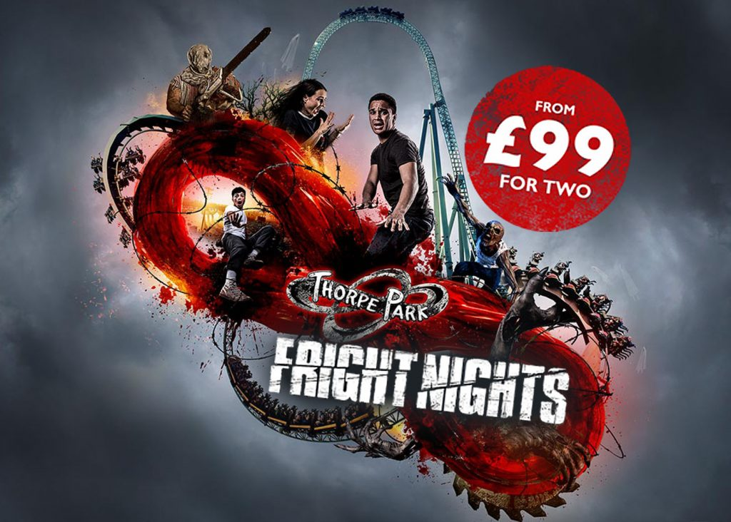 thorpe park fright nights cheap tickets