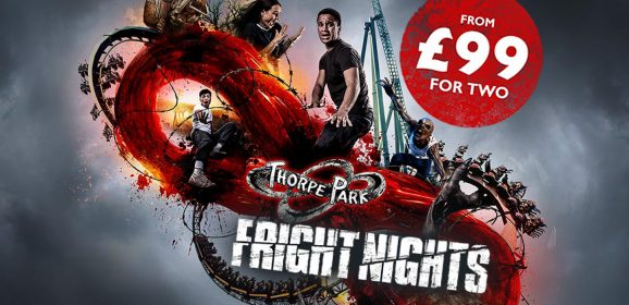 Thorpe Park Fright Nights Cheap Tickets – FLASH SALE!
